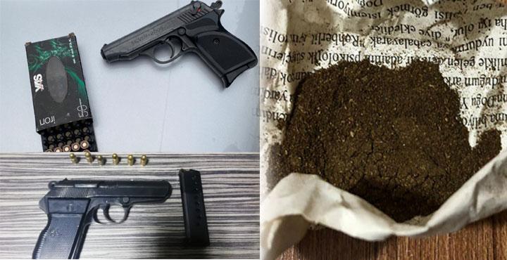 Hatay'da Çeşitli Suçlardan Aranan 13 Şüpheli Yakalandı