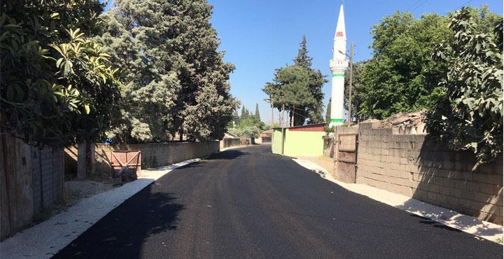 Kaletepe Mahallesinde Çalışmalar Tamamlandı