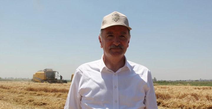 """TMO Genel Müdürü Ahmet Güldal: """"Hububat ödemelerini başlattık"""""""