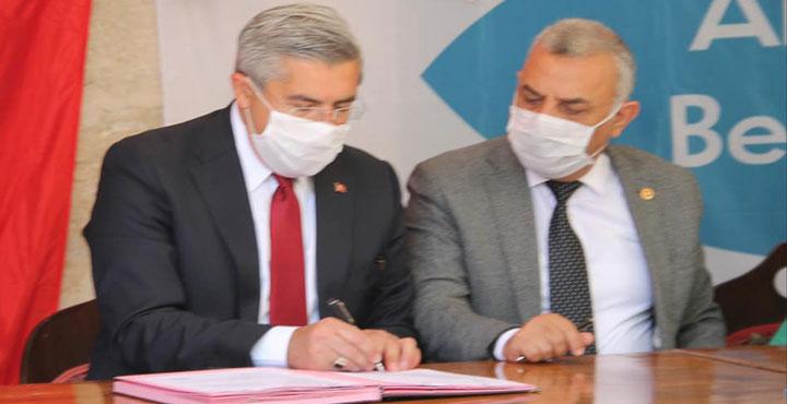 Uzun Çarşı Restorasyon Protokolü İmzalandı