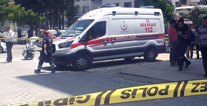 Antakya'da işyerine silahlı saldırı; 1 ölü