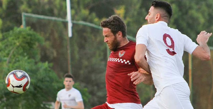 Hatayspor'dan İstanbulspor provası