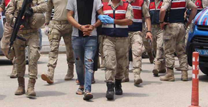 Suriye'den ülkemize giren DEAŞ üyesi yakalandı