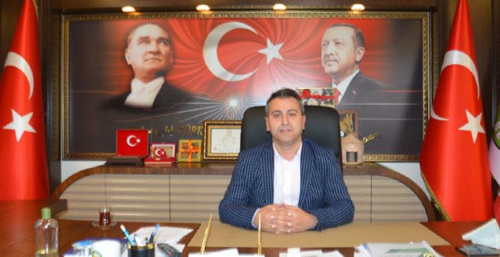 Kırıkhan Belediyesine Murat Pado vekalet ediyor