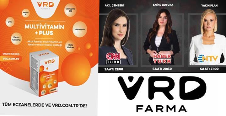 Hatay'ın Markası VRD Farma tanıtımı ulusal kanallarda