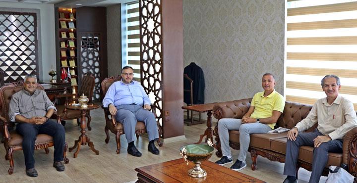 """Ahmet Taşyürek """"Spor Bütünleştiricidir"""""""