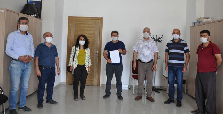 Dörtyol Gazeteciler Cemiyeti Kuruluş Çalışmalarına Başlandı