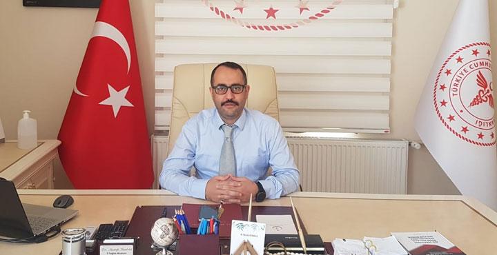 """Dr. Mustafa Hambolat """"Beslenme ve Su Önemli"""""""