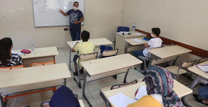 HBB Destek Eğitim Merkezinden Öğrencilere Tanıtım Dersleri