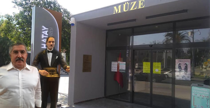 "Yayman ""Hatay'ı Kültür Turizminin Başkenti Yapacağız"""