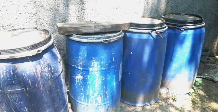 Antakya'da 1.650 litre kaçak içki ele geçirildi