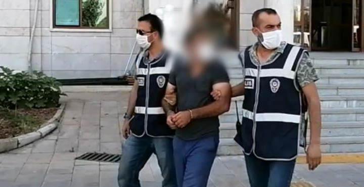 Husumetli olduğu kişiyi öldüren zanlı tutuklandı