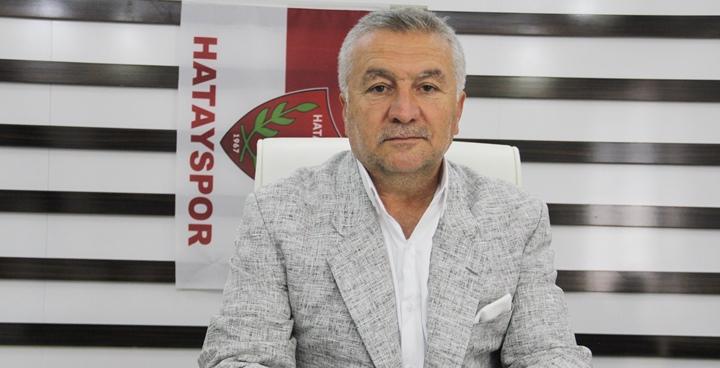 Basın Sözcüsü Vardı; Hatayspor'u ileri taşıyacak ekip oluşturacağız
