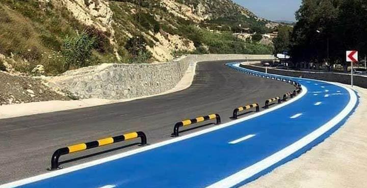 Arsuz-Samandağ yolu açılıyor