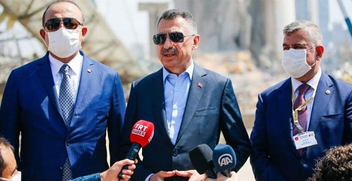 İskenderun ve Mersin Limanları Lübnan İçin Hizmet Verecek