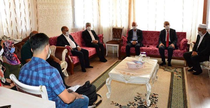 Emniyet Genel Müdürü Ahmet Aktaş'tan Anlamlı Ziyaret