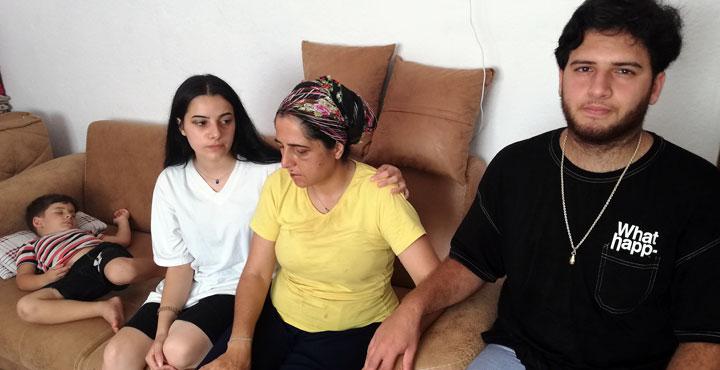 Eşine şiddet uygulayan koca tutuklandı