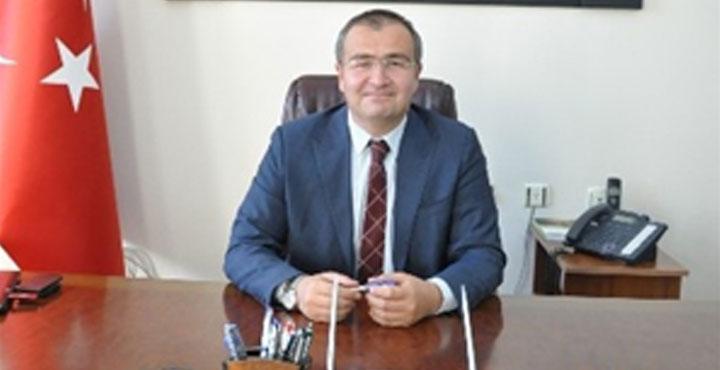 Kırıkhan Kaymakamı Mahmuthan Arslan Göreve Başladı