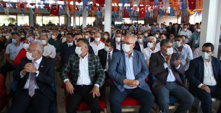 AK Parti Antakya 7. Olağan Kongresi gerçekleştirildi