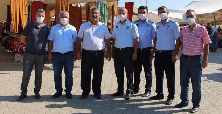Başkan Karataş'tan, Akbez'li Vatandaşlarımıza Müjdeli Haber
