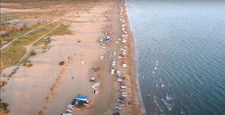 Burnaz Plajı Tesislerinin İşletmesi Erzin Belediyesine Verildi