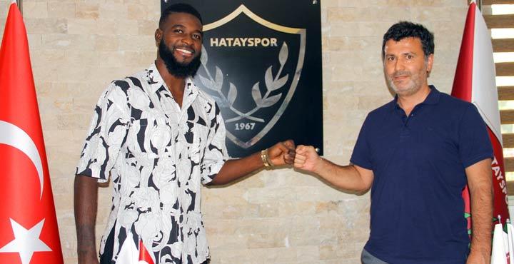 Serie A'dan Atakaş Hatayspor'a transfer; Stoper imzayı attı