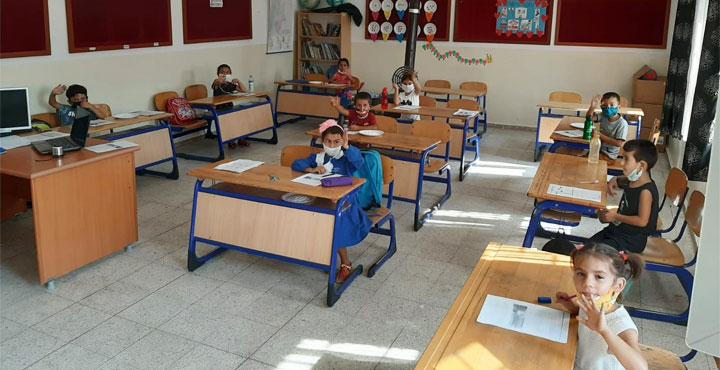 Kırıkhan'da Köylerde Yüz Yüze Eğitime Başlandı