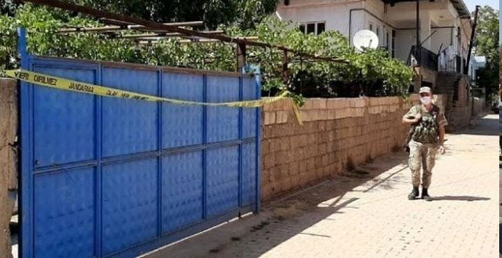 Payas'ta 7 Ev Karantinaya Alındı