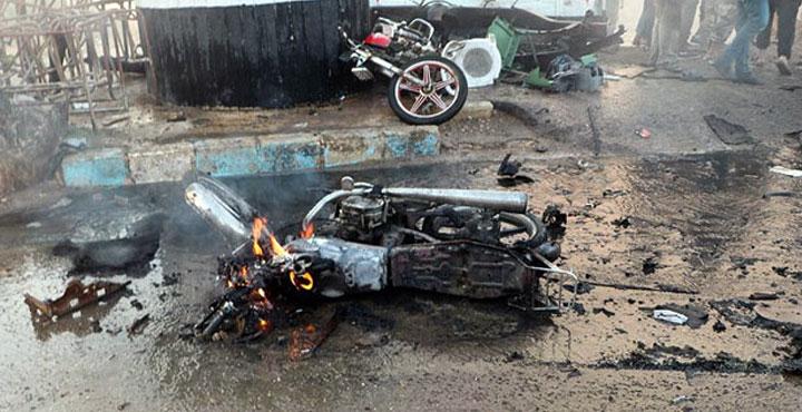 Teröristler Afrin'de de rahat durmadı; 2 ölü, 7 yaralı
