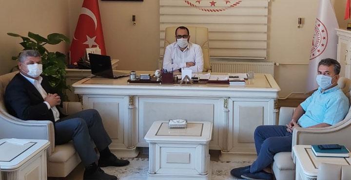 Atakaş Hatayspor Başkanvekili Toksöz'den Sağlık ekiplerine teşekkür