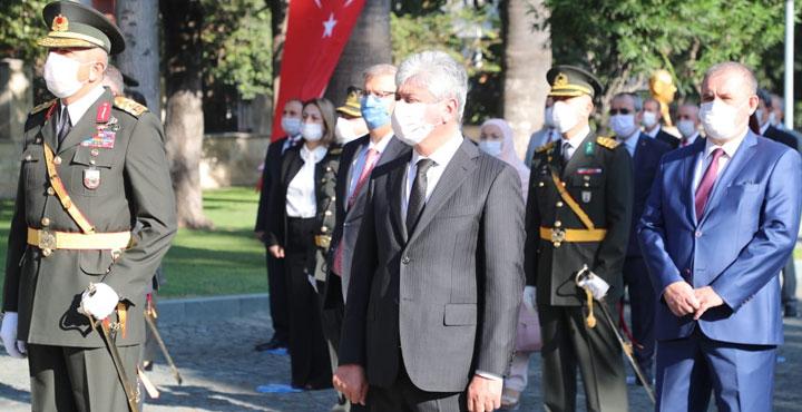 Hatay'da 29 Ekim Cumhuriyet Bayramı kutlamaları