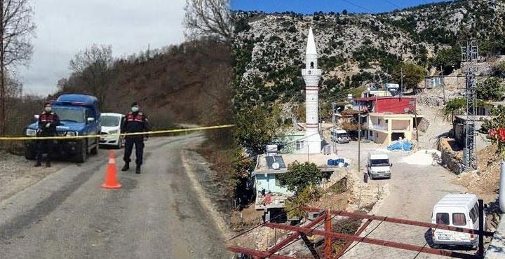Hatay'da Bir Mahalle Daha Karantinaya Alındı