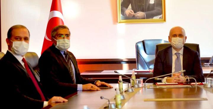 Ulaştırma Bakanı Ocak ayında Hatay'da müjdeyi verecek
