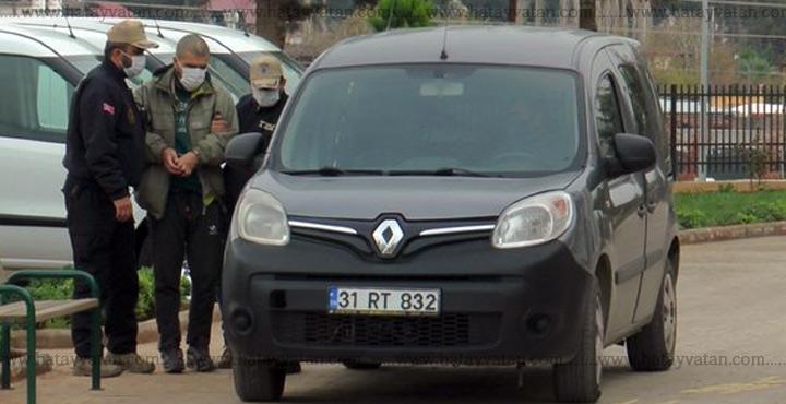 Sınırda yakalanan Fransız terörist tutuklandı