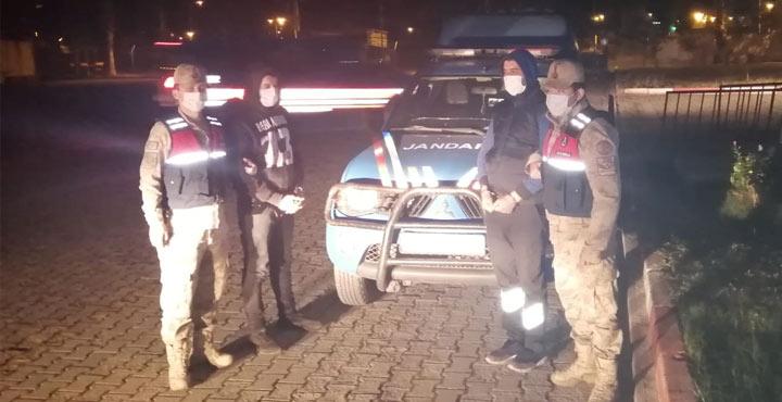 Elektrik ve Telefon kablolarını çalan 2 hırsız tutuklandı