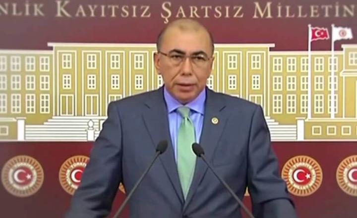 İYİ Parti İl Başkanı Şefik Çirkin'den Sert Eleştiri