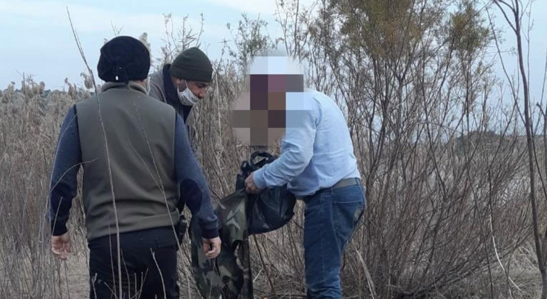 Hatay'da kaçak avcılara 4 bin 796 lira ceza uygulandı