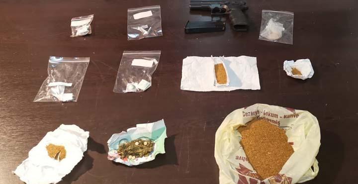 Aranan 3 Şahıs Uyuşturucu Operasyonlarında Yakalandı
