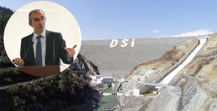 DSİ 18 Yılda Hatay'a 7 Baraj ile 3 Gölet Yaptı