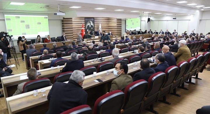 HBB Meclisi 2021 Ocak Ayı Olağan Toplantısını Gerçekleştirdi
