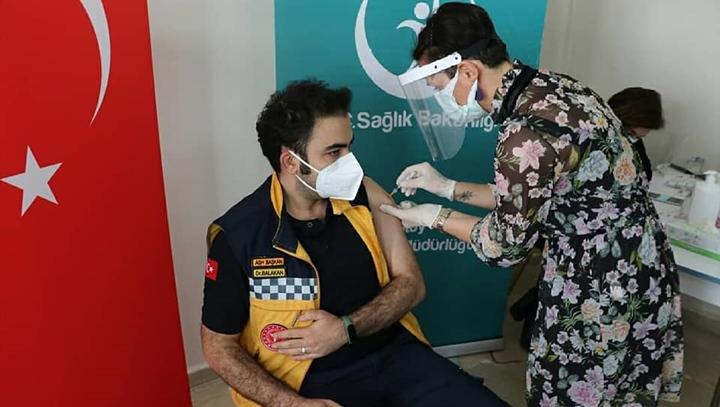 Sağlık Bakanlığı Aşıda Öncelikliler Listesini Güncelledi