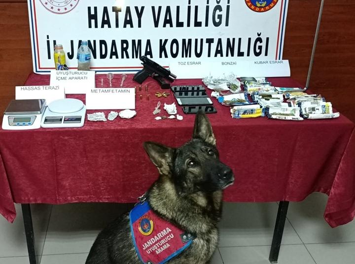 Hatay'da Uyuşturucu Ticareti Yapan 6 Şahıs Tutuklandı