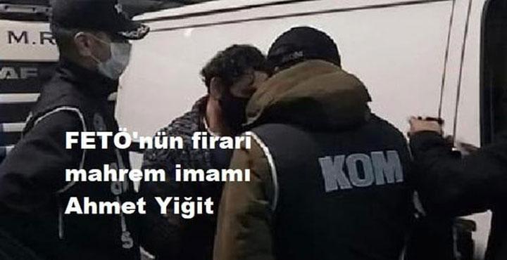 Hatay'ın Fetö İmamı KKTC'de Yakalanarak Türkiye'ye Getirildi