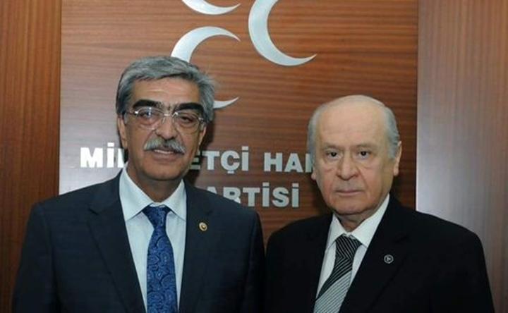 MHP 26.Dönem Hatay Milletvekili M.Necmettin Ahrazoğlu Hayatını Kaybetti