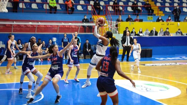 Türk Derbisinde Zafer Hatay Büyükşehir Belediye Sporun Oldu