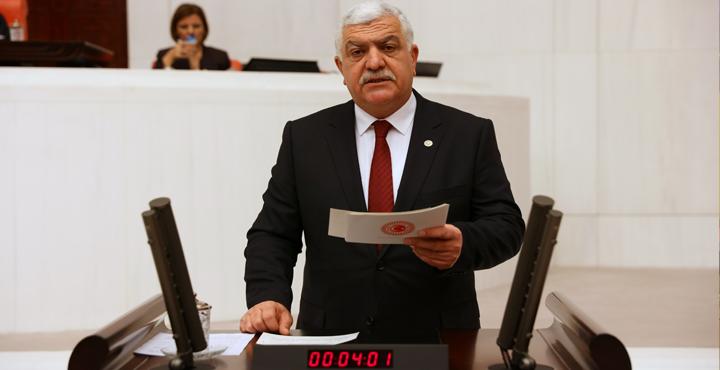 Milletvekili Tokdemir'den AKP Kongreleri için Soru Önergesi