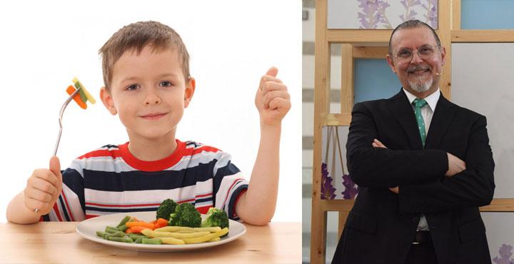 Çocuklar İçin Sağlıklı Atıştırmalıklar!