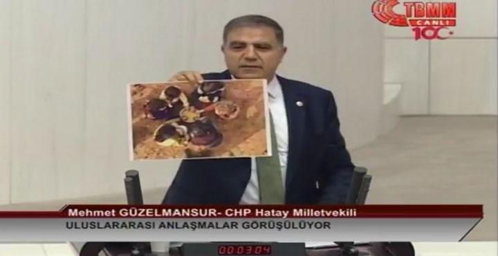 Milletvekili Güzelmansur Suriye Krizinin 10 Yıllık Muhasebesini Yaptı