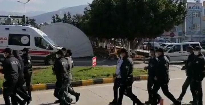 Polis Tarafından Aranan 8 Şahıs Yakalandı