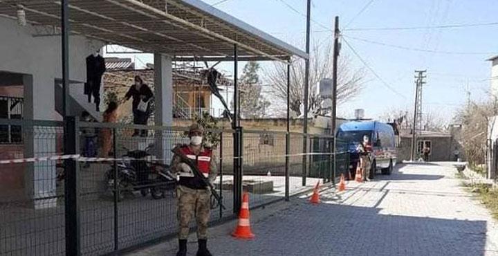 Arsuz'da 3 Mahalle Karantinaya Alındı